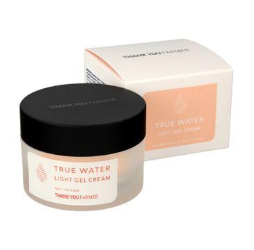 Thank You Farmer True Water – krem-żel do twarzy (50 ml)