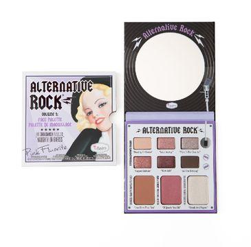 The Balm Alternative Rock Face Palette paleta do makijażu Volume 1