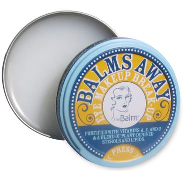The Balm Balms Away Makeup Break-up preparat do demakijażu 64g