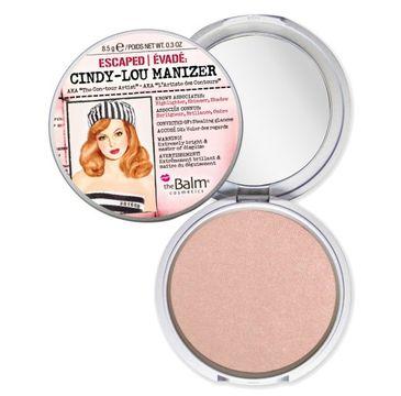 The Balm Cindy Lou Manizer puder rozświetlający 8,5g