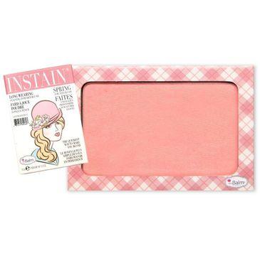 The Balm Instain Spring For The Blush róż do policzków Petal Pink 6,5g
