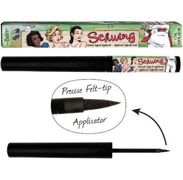 The Balm Schwing Black Liquid eyeliner 1,7ml