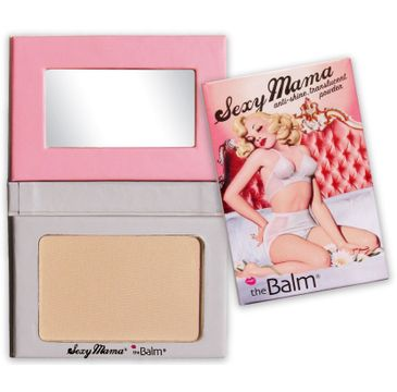 The Balm Sexy Mama Anti Shine Translucent Powder puder prasowany 7,08g