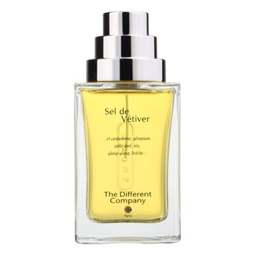 The Different Company Sel de Vetiver woda perfumowana spray 100 ml