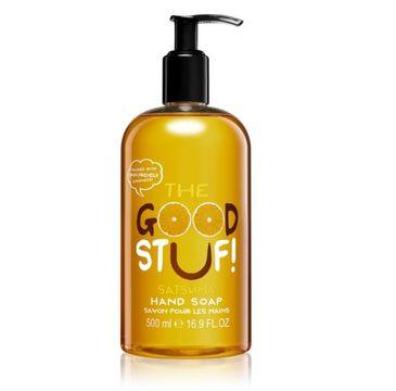The Good Stuff Hand Soap mydło do rąk Satsuma 500ml