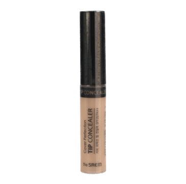 The SAEM Cover Perfection Tip Concealer nr 01 Clear Beige 1 szt.