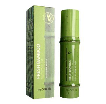 The SAEM Fresh Bamboo Essential Water Mist mgiełka odświeżająca do twarzy 100 ml