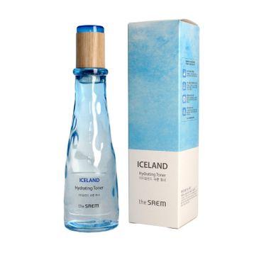 The SAEM Iceland Hydrating Tonik do twarzy nawilżający 160 ml