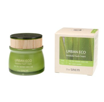 The SAEM Urban Eco Harakeke Fresh Cream Nawilżający krem do twarzy 60 ml
