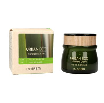 The SAEM Urban Eco Harakeke Krem do twarzy nawilżający 60ml
