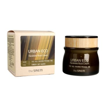 The SAEM Urban Eco Harakeke Root Krem do twarzy nawilżający 60ml