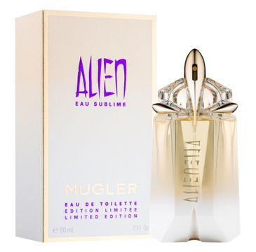 Mugler Alien Eau Sublime woda toaletowa spray 60ml
