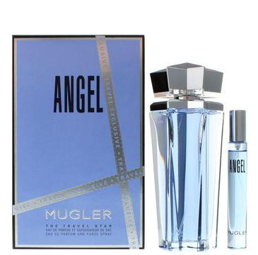 Thierry Mugler Angel zestaw woda perfumowana spray 100ml + miniatura wody perfumowanej spray 7.5ml