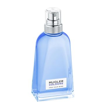 Mugler Cologne Heat Your Mind woda toaletowa spray (100 ml)