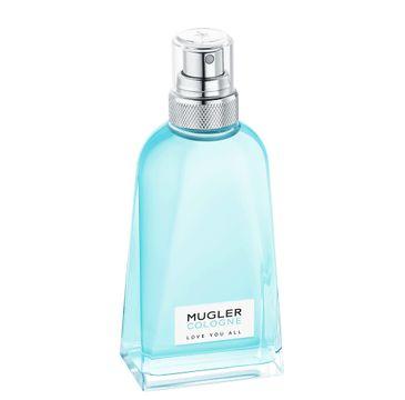 Mugler Cologne Love You All woda toaletowa spray (100 ml)