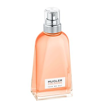 Mugler Cologne Take Me Out woda toaletowa spray (100 ml)