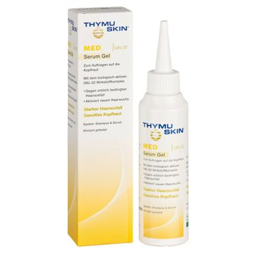 Thymuskin Med Serum Gel serum do głowy przeciw wypadaniu włosów 100ml