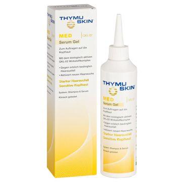 Thymuskin Med Serum Gel serum do głowy przeciw wypadaniu włosów 200ml