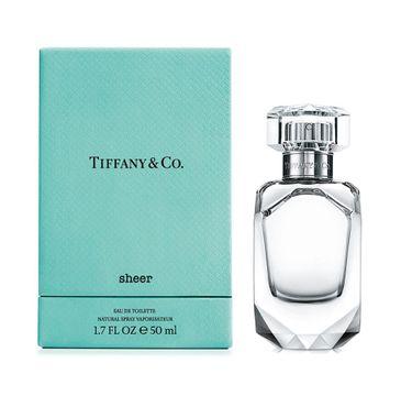 Tiffany & Co Sheer woda toaletowa spray (50 ml)