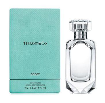 Tiffany & Co Sheer woda toaletowa spray (75 ml)