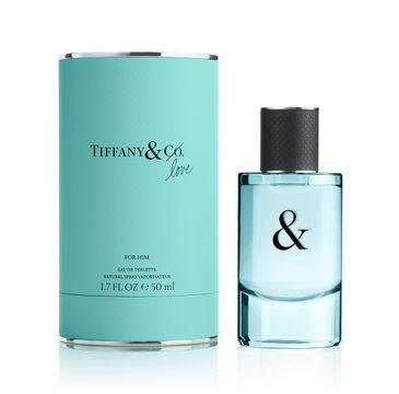 Tiffany & Love For Him woda toaletowa spray (50 ml)
