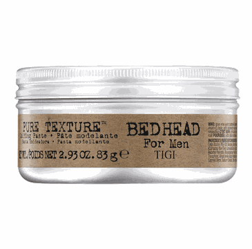 Tigi Bed Head Bed Head For Men Pure Texture Molding Paste modelująca pasta do włosów 83g