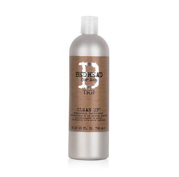Tigi Bed Head Clean Up Peppermint Conditioner miętowa odżywka do włosów dla mężczyzn 750ml
