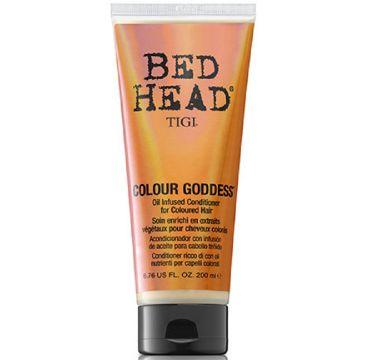 Tigi Bed Head Colour Goddess Conditioner odżywka do włosów farbowanych dla brunetek 200ml
