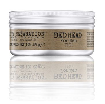 Tigi Bed Head For Men Matte Separation matowy wosk do włosów 85g