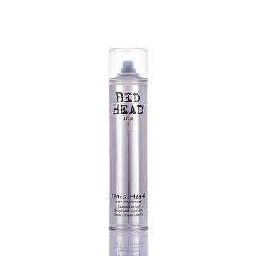 Tigi Bed Head Hard Head Hairspray lakier do włosów 385ml