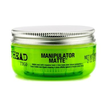 Tigi Bed Head Manipulator Matte matujący wosk do stylizacji włosów 57g