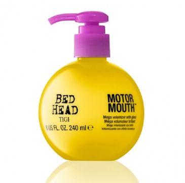 Tigi Bed Head Motor Mouth mleczko dodające objętości i blasku 240ml