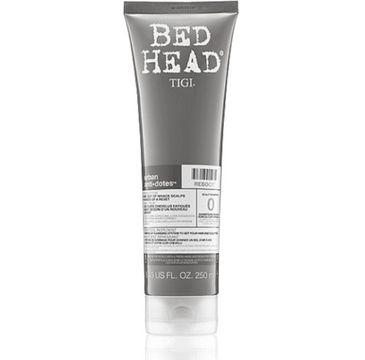 Tigi Bed Head Urban Antidotes Reboot Scalp Shampoo szampon do wrażliwej skóry głowy 250ml