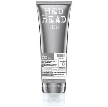 Tigi Bed Head Urban Antidotes Reboot Scalp Shampoo szampon oczyszczający (250 ml)
