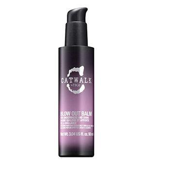 Tigi Catwalk Blow Out Balm wygładzający balsam do włosów 90ml