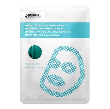 Timeless Truth Mask Deep Sea Extract Hydrating Bio Cellulose Mask nawilżająca maseczka z biocelulozy Ekstrakt z Głębin Mórz 30ml