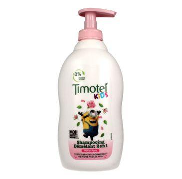 Timotei Kids szampon do włosów dla dzieci - Róża 400 ml