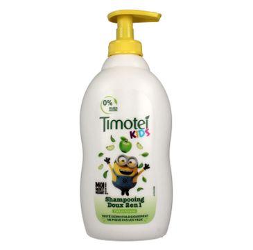 Timotei Kids szampon do włosów dla dzieci - Zielone Jabłuszko 400 ml