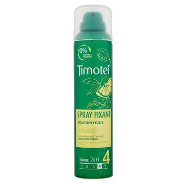 Timotei lakier do każdego typu włosów mocne utrwalenie 250 ml