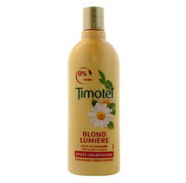 Timotei Odżywka do włosów Golden Highlights - włosy blond i rozjaśnione 300 ml