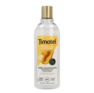 Timotei – Odżywka do włosów Precious Oils - włosy suche i matowe (300 ml)