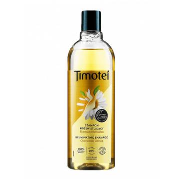 Timotei szampon do włosów blond złote refleksy 400 ml