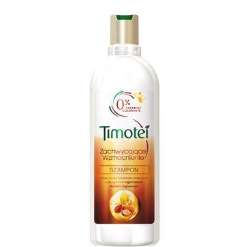 Timotei szampon do włosów zniszczonych zachwycające wzmocnienie 400 ml