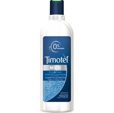 Timotei szampon do wszystkich typów włosów chłód i orzeźwienie 400 ml