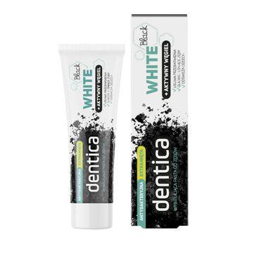 Dentica – Pasta do zębów Black White Z Aktywnym węglem (75 ml)