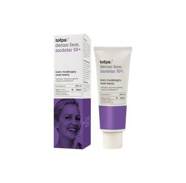 Tołpa Dermo Face Modelar 50+ krem modelujący owal twarzy na dzień 40 ml