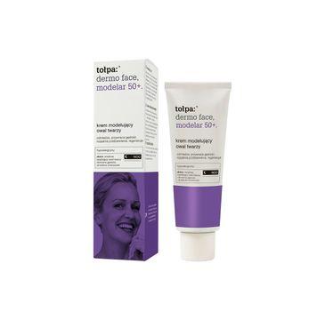 Tołpa Dermo Face Modelar 50+ krem modelujący owal twarzy na noc 40 ml