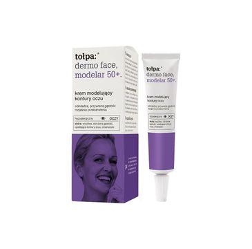 Tołpa Dermo Face Modelar krem modelujący kontur oczu +50 (10 ml)