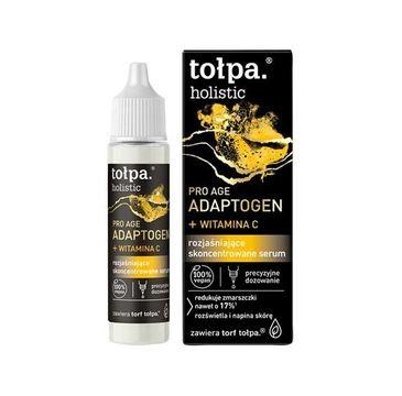 Tołpa – Serum rozjaśniające skoncetrowane Holsitic (20 ml)
