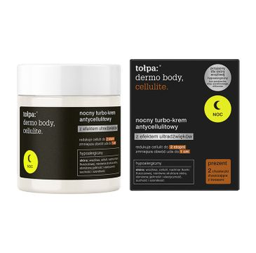 Tołpa – Dermo Body Cellulite nocny krem antycellulitowy (250 ml)